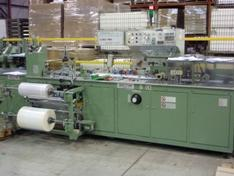 Sitma 750 Poly Wrapping System