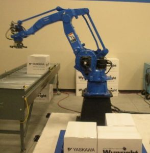 Robotic Palletizing Solutions