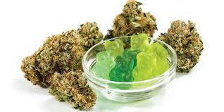 Edibles, Cannabis