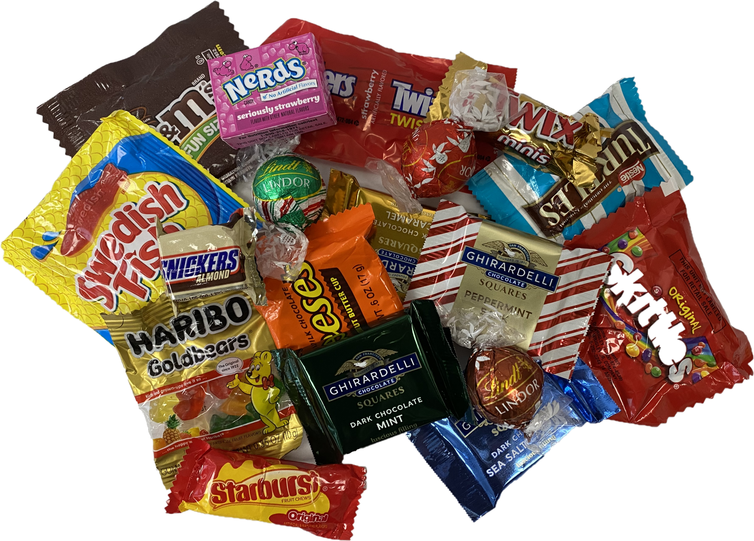 Confectionery Pre-Packaged